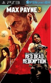 Max Payne 3 Complete Edition+  Red Dead Redemption PSN