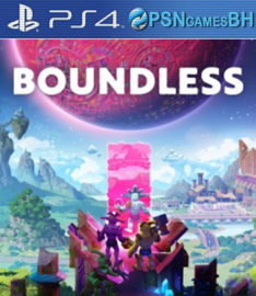 Boundless VIP PS4