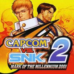Capcom vs. SNK 2: Mark of the Millennium 2001 (PS2 Classic) PSN PS3