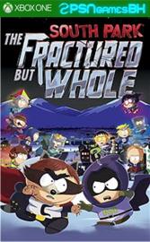 South Park: A Fenda que Abunda Força XBOX ONE