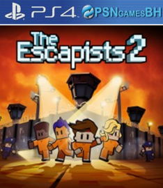 The Escapists 2 Secundaria PS4
