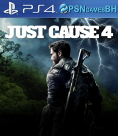 Just Cause 4 VIP PS4