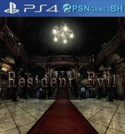 Resident Evil VIP PSN PS4