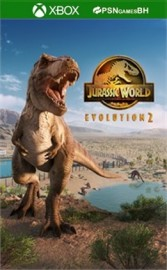 Jurassic World Evolution 2 XBOX One e SERIES X|S