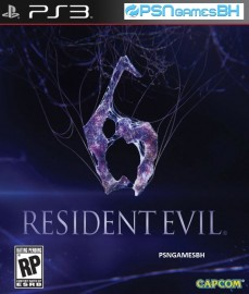 2 Unidades Resident Evil 6 em PORTUGUES PSN PS3