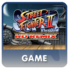 Street Figther Remix Turbo 2