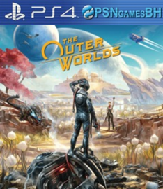The Outer Worlds VIP PS4