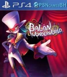 Balan Wonderworld VIP PS4