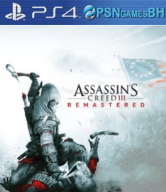 Assassin's Creed III: Remastered VIP PS4
