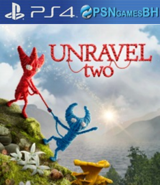 Unravel 2 VIP PS4