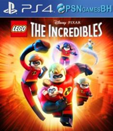 LEGO Os Incríveis VIP PS4