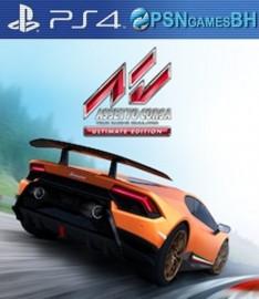 Assetto Corsa Ultimate Edition VIP PS4
