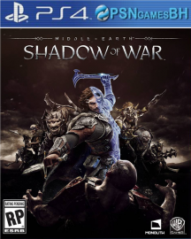 Middle-earth: Shadow of War SECUNDARIA PS4