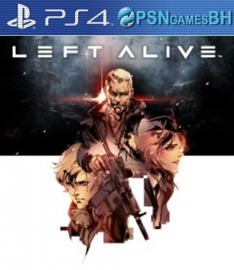 Left Alive VIP PS4