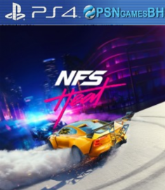 Need for Speed Heat Secundaria PS4