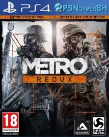 Metro Redux VIP PS4