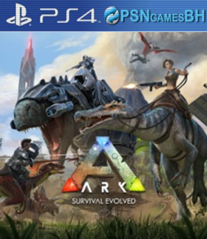 ARK: Survival Evolved VIP PS4