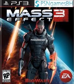 Mass Effect 3 PSN PS3