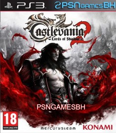 Castlevania Lords of Shadow 2 PSN PS3