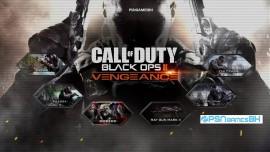 Addon Vengeance COD BO2 PSN