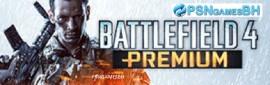PS4 Addon Battlefield 4 bf4 Premium