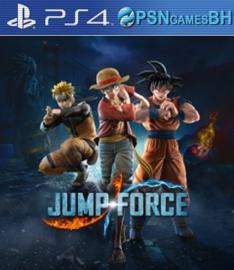 Jump Force Secundaria PS4