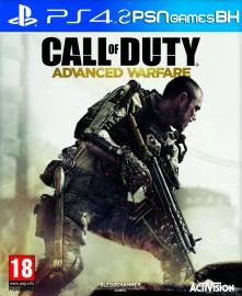 Call Of Duty Advanced Warfare VIP PS4 PSN