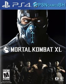 Mortal Kombat XL SECUNDARIA PS4