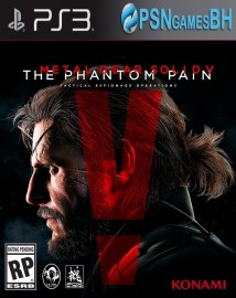 METAL GEAR SOLID V THE PHANTOM PAIN PSN PS3