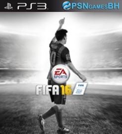 FIFA 16 PSN PS3