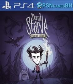 Don't Starve: Console Edition VIP PS4