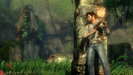 Uncharted Drake's Fortune PSN PS3 - PsnGamesBH