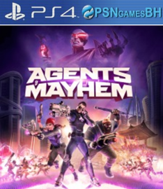 Agents of Mayhem VIP PS4