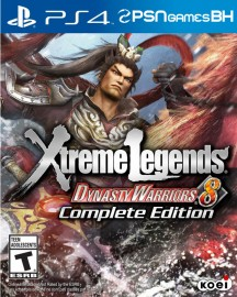 DYNASTY WARRIORS 8 Xtreme Legends Complete Edition VIP PSN PS4