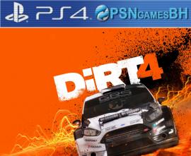 DiRT 4 VIP PS4