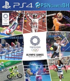 Olympic Games Tokyo 2020 VIP PS4