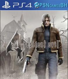 Resident Evil 4 Secundaria PS4