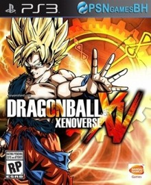 Dragon Ball Xenoverse PSN PS3