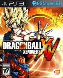 Dragon Ball Xenoverse PSN PS3