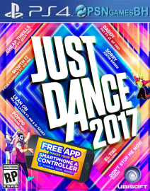 Just Dance 2017 VIP PS4