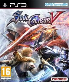 Soul Calibur V PSN PS3