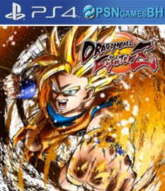 Dragon Ball Fighterz Secundaria PS4