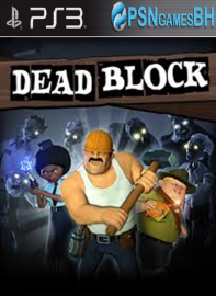 Dead Block PSN PS3