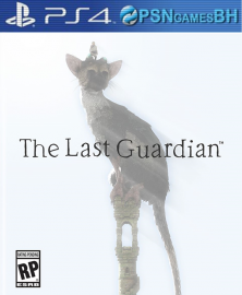 The Last Guardian VIP PS4