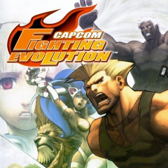 Capcom Fighting Evolution (PS2 Classic) PSN PS3