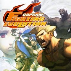 Capcom Fighting Evolution (PS2 Classic) PSN PS3