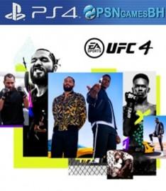 UFC 4 VIP PS4