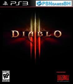 Diablo 3 PSN PS3