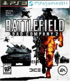 Battlefield Bad Company 2 PSN PS3