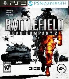 Battlefield Bad Company 2 PSN PS3